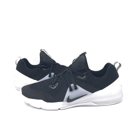 2a2457ff4 Authentic Mens Nike Zoom Train Command Black/White.  M_5b78a5541e2d2d7558d7d334